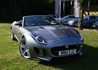Used Jaguar F-Type S 380bhp