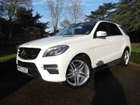 Used Mercedes ML350 SL-Class CDi BlueTEC AMG Sport 5d