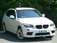 Used BMW X1 xDrive 18d M Sport 5dr with He