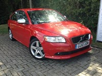 Used Volvo S40 D DRIVe R DESIGN 4dr