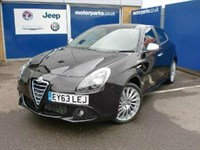 Used Alfa Romeo Giulietta JTDM-2 140 Sportiva 5dr
