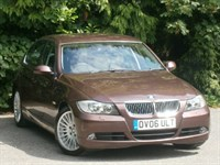 Used BMW 330d 3 Series SE 4dr with Rear Park, Au