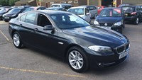 Used BMW 520d 5 Series SE 4dr Step Auto