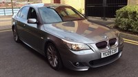 Used BMW 525d 5 Series M Sport 4dr Step Auto