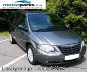 Used Chrysler Voyager V6 Limited 5dr Auto