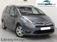 Used Citroen C4 Grand Picasso HDi 16V SX 5dr