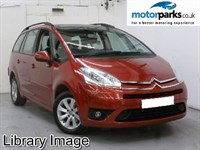 Used Citroen C4 Grand Picasso HDi 16V VTR Plus 5dr