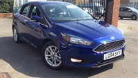 Used Ford Focus TIVCT 125PS ZETEC 5DR