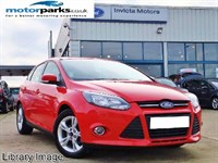 Used Ford Focus 125 Zetec S 5dr Powershift