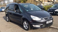 Used Ford Galaxy TDCi 140 Zetec 5dr