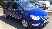Used Ford Galaxy TDCi 163 Titanium 5dr Powe