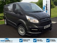 Used Ford Transit Custom M-SPORT 290 Limited 2.2
