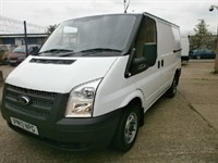 Used Ford Transit 260 SWB LOW ROOF EURO5 6SPEED