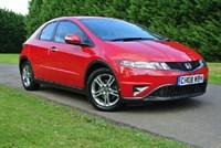 Used Honda Civic 1.4 i-VTEC SE 5dr i-Shift