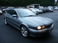 Used Jaguar X-Type 2.0d SE 4dr (Euro 4)