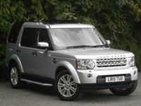 Used Land Rover Discovery SDV6 HSE Auto with Roof, N