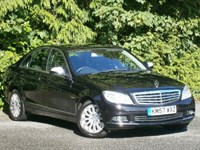 Used Mercedes C220 C-Class CDI Elegance 4dr Auto wit