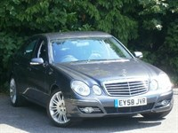 Used Mercedes E280 E-Class CDI Sport 4dr Auto with L