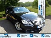 Used Mercedes E350 E-Class CDI BlueEFFICIENCY (265)
