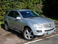 Used Mercedes ML320 M-Class CDI Sport 5dr Tip Auto