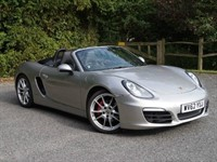 Used Porsche Boxster S 2dr PDK