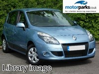 Used Renault Scenic dCi Privilege TomTom 5dr