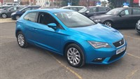 Used SEAT Leon TDI SE 3dr (Technology Pac