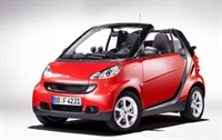 Used Smart Car Fortwo Passion TD 2dr