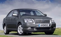 Used Toyota Avensis T4 4dr CVT