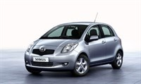 Used Toyota Yaris TR 1.33 5dr Auto Clutch Manual