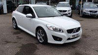 Used Volvo C30 D4 (177) R DESIGN 3dr