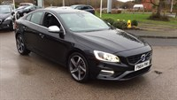 Used Volvo S60 D3 136 R-DESIGN LUX