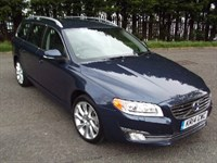 Used Volvo V70 D5 SE LUX MANUAL