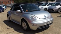 Used VW Beetle 2dr