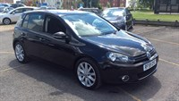 Used VW Golf TDi 140 GT 5dr DSG