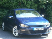 Used VW Scirocco TDI 3dr with Heated Seats