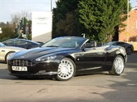 Used Aston Martin DB9 V12 2dr Volante Touchtronic Au