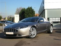 Used Aston Martin DB9 V12 2dr Touchtronic Auto (470)