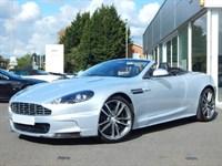 Used Aston Martin DBS V12 2dr Volante Touchtronic Au
