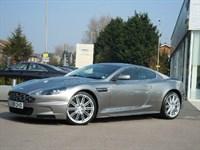 Used Aston Martin DBS V12 2dr