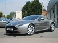 Used Aston Martin V8 Vantage Coupe 2dr (420)