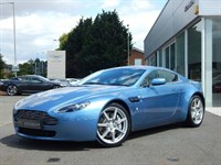 Used Aston Martin V8 Vantage Coupe 2dr