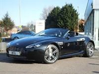 Used Aston Martin V8 Vantage Roadster 2dr
