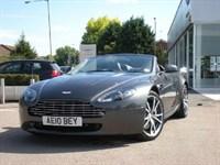 Used Aston Martin V8 Vantage Roadster 2dr (420)