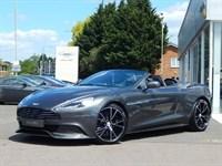 Used Aston Martin Vanquish Volante V12