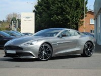 Used Aston Martin Vanquish V12 22 2dr Touchtronic Auto