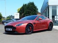 Used Aston Martin Vantage S V12