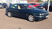 Used Jaguar X-Type 2.0d SE 4dr (Euro 4)