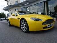 Used Aston Martin V8 2dr Sportshift