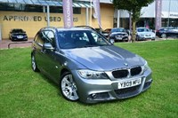 Used BMW 318d 3 Series M Sport 5dr Step Auto